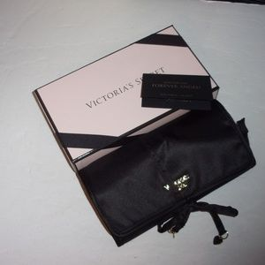 Victoria's Secret satin jewelry organizer